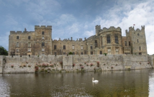 Raby Castle Full HD