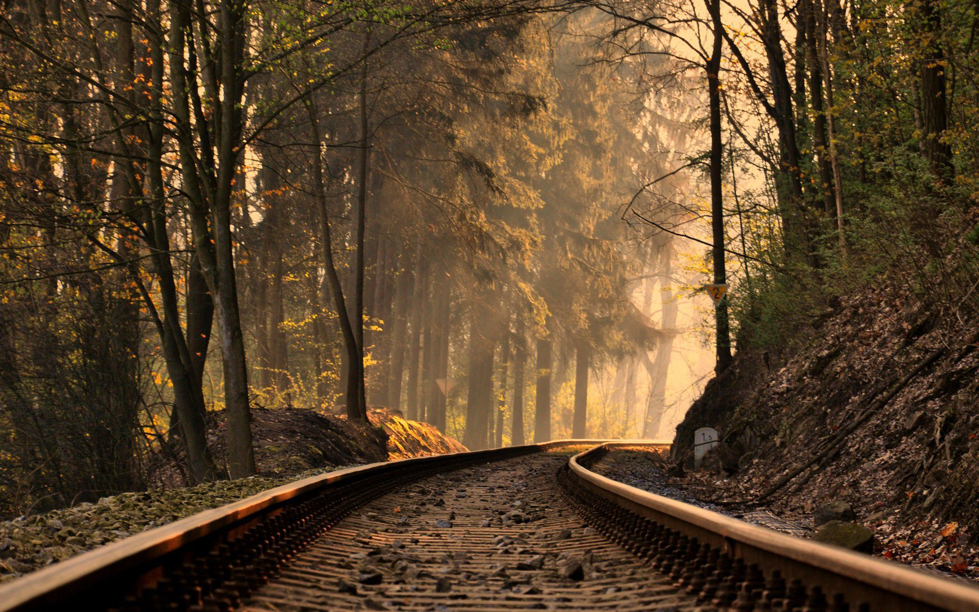 Railroad Wallpapers Backgrounds