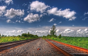 Railroad Wallpaper For Laptop