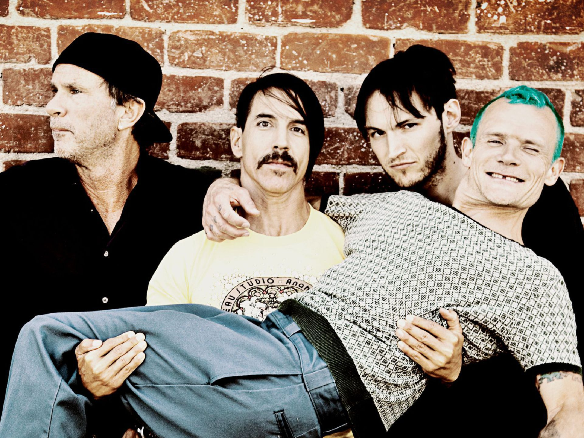 red hot chili peppers - photo #13