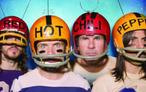 Red Hot Chili Peppers HD Wallpaper