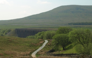 Ribblehead Viaduct Background
