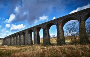 Ribblehead Viaduct Download Free Backgrounds HD