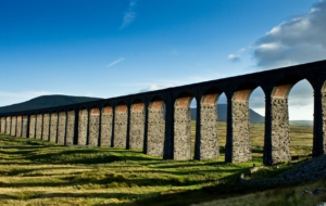 Ribblehead Viaduct For Desktop Background