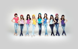 SNSD Background
