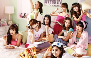 SNSD For Desktop Background