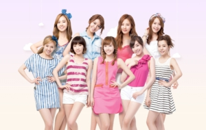SNSD Free Images