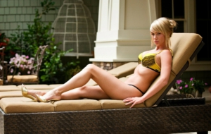 Sara Jean Underwood HD Desktop