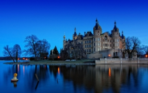 Schwerin Palace Desktop Images