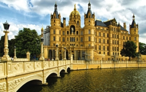 Schwerin Palace Download Free Backgrounds HD