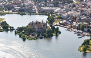 Schwerin Palace HD Wallpaper