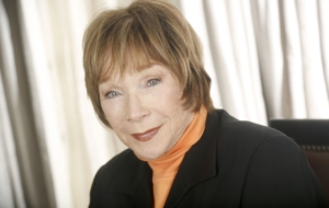Shirley MacLaine HD Desktop