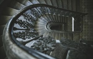 Stairs HD Background