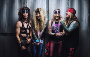 Steel Panther 4K