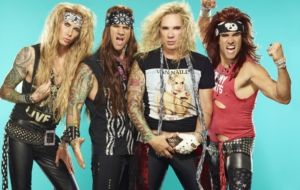 Steel Panther Background