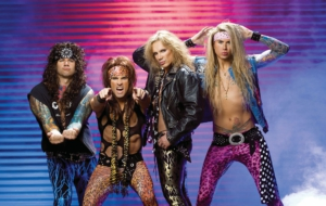 Steel Panther HD Background