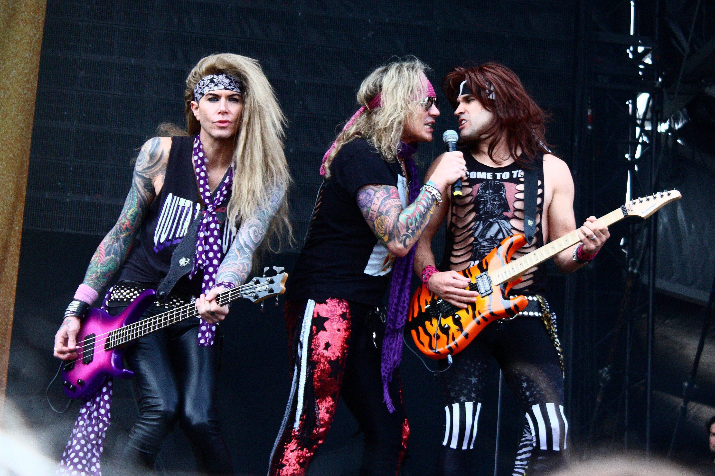 Steel Panther Wallpapers Backgrounds