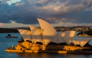 Sydney Opera House Computer Backgrounds