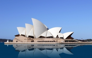Sydney Opera House HD Background
