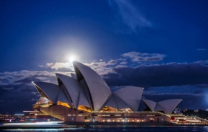 Sydney Opera House For Desktop Background