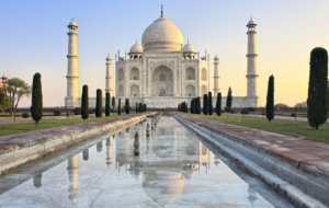 Taj Mahal Full HD