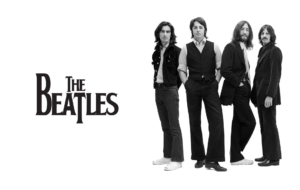 The Beatles Computer Wallpaper