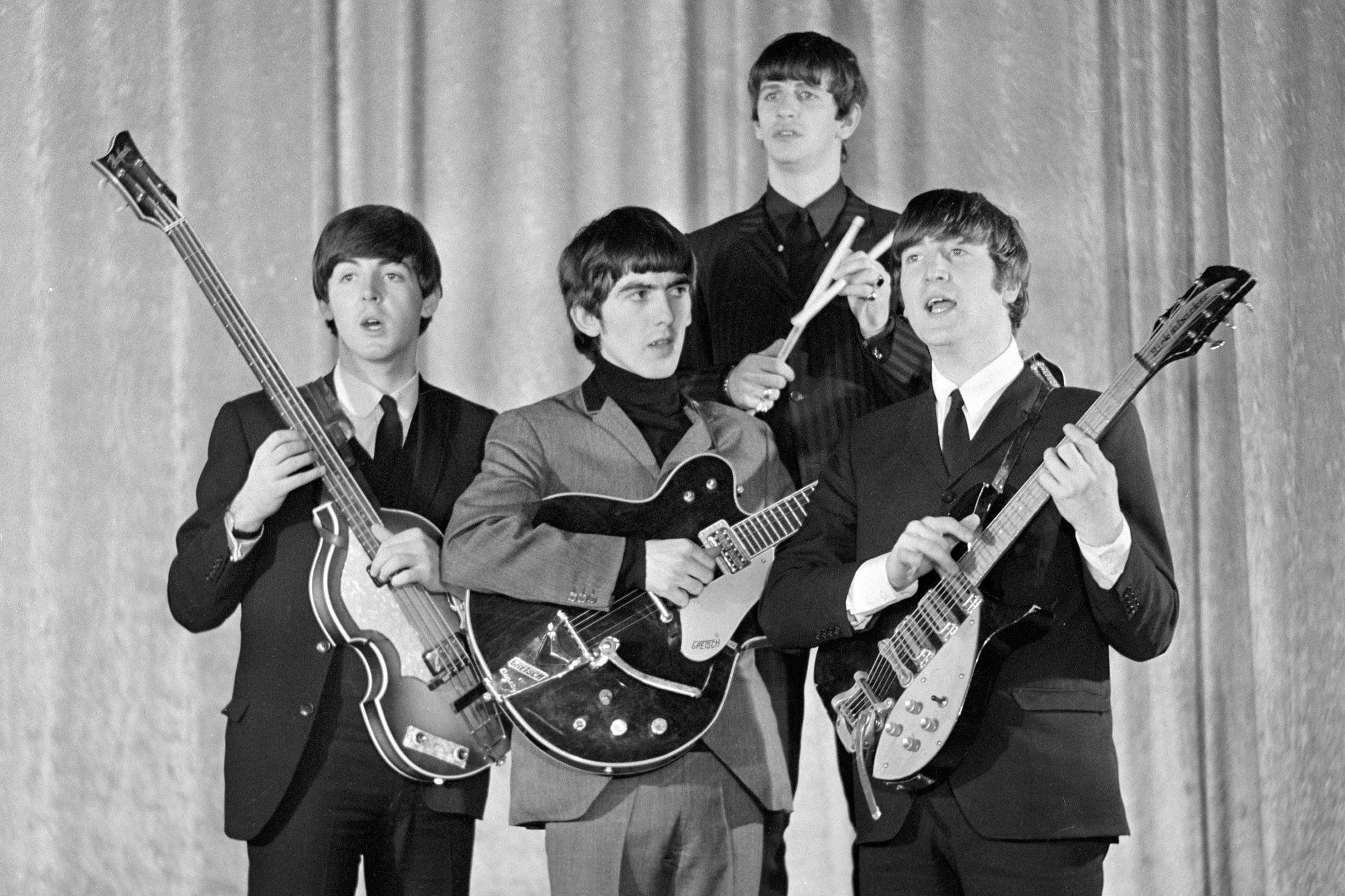 The Beatles Wallpapers Backgrounds