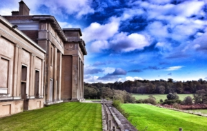 The Grange, Northington Background