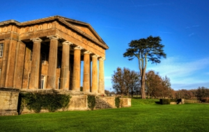 The Grange, Northington HD Background