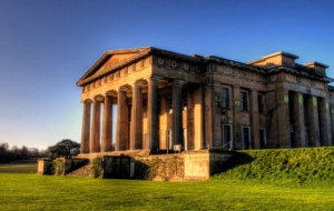 The Grange, Northington Wallpapers