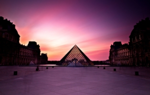 The Louvre Wallpapers HD