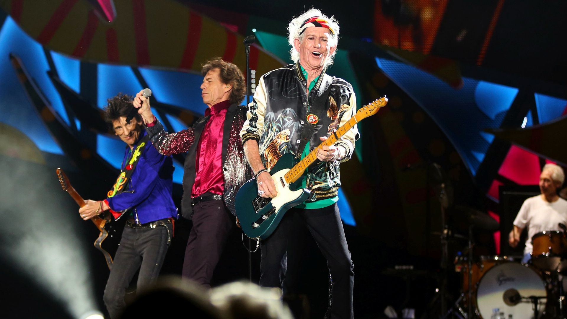 The Rolling Stones - Jumping Jack Little Town