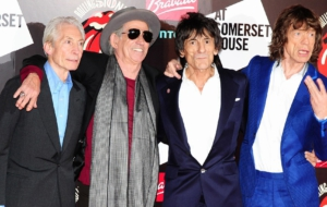 The Rolling Stones HD Wallpaper