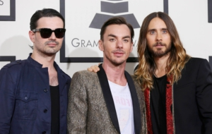 Thirty Seconds To Mars High Quality Wallpapers