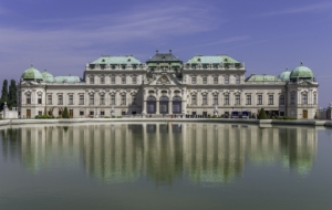 Upper Belvedere Palace Images