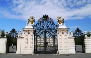 Upper Belvedere Palace Photos