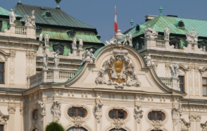 Upper Belvedere Palace Full HD