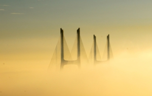 Vasco Da Gama Bridge 4K