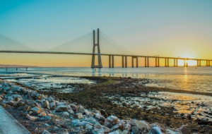 Vasco Da Gama Bridge HD