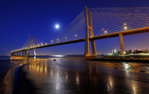 Vasco Da Gama Bridge High Definition Wallpapers