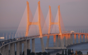 Vasco Da Gama Bridge High Quality Wallpapers