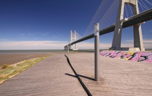 Vasco Da Gama Bridge Images