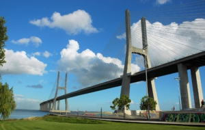 Vasco Da Gama Bridge Wallpapers HD