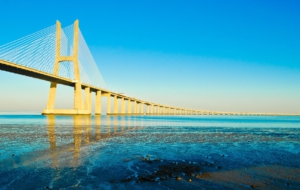 Vasco Da Gama Bridge Wallpapers HQ