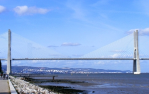 Vasco Da Gama Bridge Wallpapers And Backgrounds