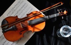 Violin For Desktop