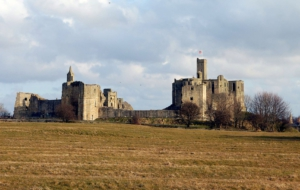 Warkworth Castle Desktop