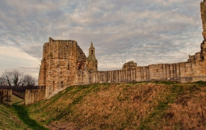 Warkworth Castle HD