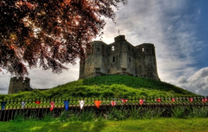 Warkworth Castle For Desktop