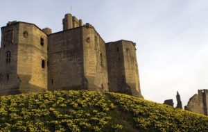 Warkworth Castle Full HD